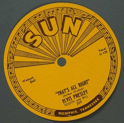 Sun Records label