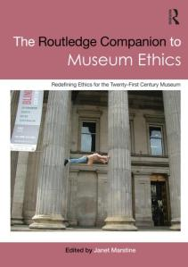 Cover of The Routledge Companion to Museum Ethics